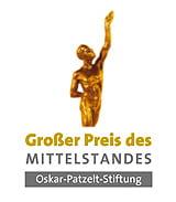 Goldener Preis des Mittelstandes Auszeichnung